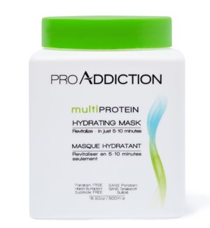 PROADDICTION 500ml HYDRATING MASK