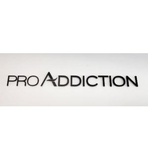 PROADDICTION PLASTIC LOGO