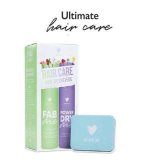 DM ULTIMATE Hair Care Kit JF2020
