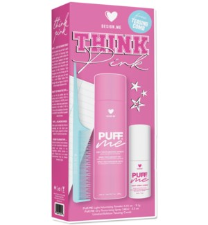 DM Think Pink Kit - PUFF ME LIGHT  MA2020