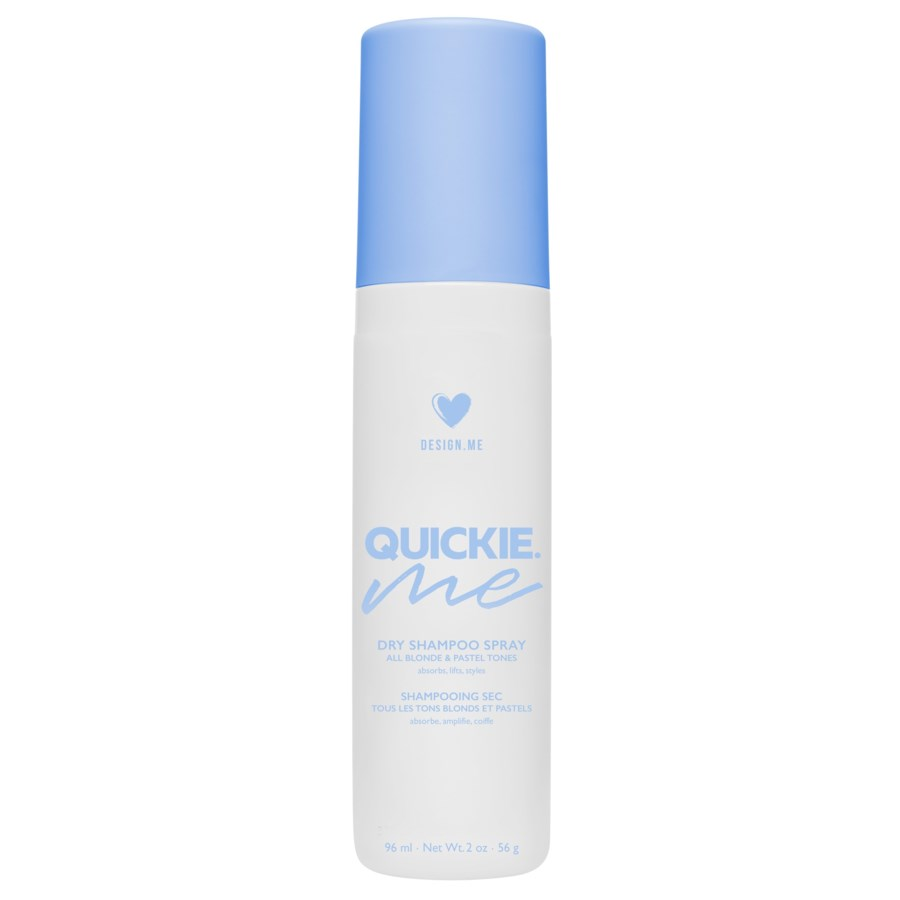 56g DM Quickie Me Dry Shampoo Spray Blondes & Pastel Tones