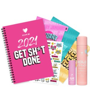 DM GET SH*T DONE 2021 Planner Kit HD2020