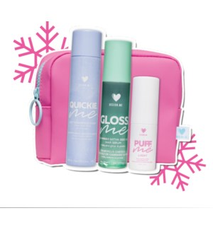 DM TRAVEL With Me PUFF ME LIGHT Gift Set HD19