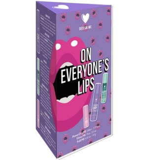 DM On Everyones Lips Gift Set HD19