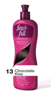 * 266ml Fanciful Rinse #13 Chocolate Kis