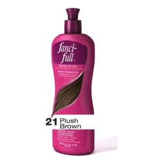 266ml Fanciful Rinse #21 Plush Brown