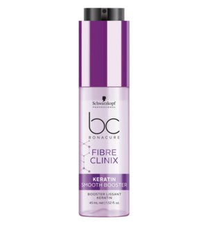 *BF NEW 45ml BC Fibre Clinix SMOOTH PERFECT Booster 45ml