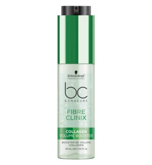 *BF NEW 45ml BC Fibre Clinix VOLUME BOOST Booster 45ml