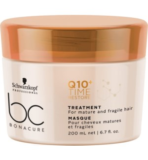 New 200ml BC Q10+ Time Restore Treatment 200ml