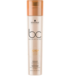 New 250ml BC Q10+ Time Restore Shampoo 250ml