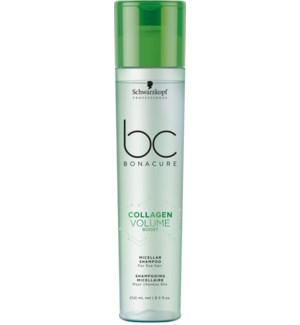 New BC CVB Micellar Shampoo 250ml Volume