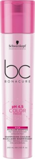 New BC Color Freeze Micellar Rich Shampoo 250ml