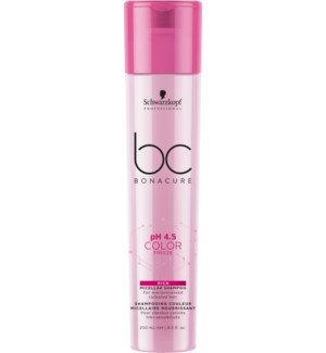 New BC pH4.5 Color Freeze Micellar Rich Shampoo 250ml