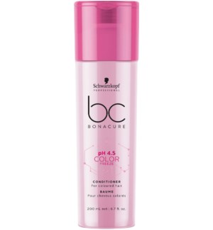 New BC pH4.5 Color Freeze Conditioner 200ml