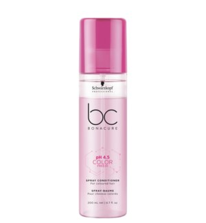New BC pH4.5 Color Freeze Spray Conditioner 200ml