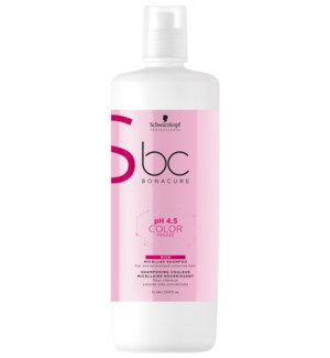 New Litre BC pH4.5 Color Freeze Micellar Rich Shampoo PH4.5