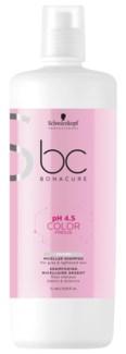 New Litre BC Color Freeze Micellar Silver Shampoo