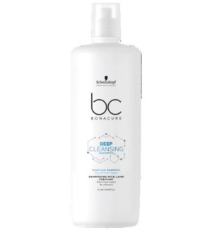 NEW Litre BC Micellar Deep Cleansing Shampoo
