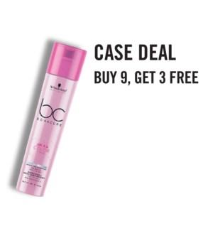 ! 9+3 250ml BC Color Freeze Micellar Silver Shampoo  ND19