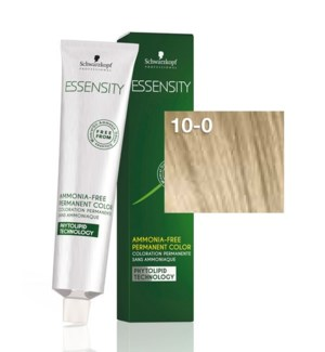 New Essensity 10-0 Ultra Blonde Natural 60ml