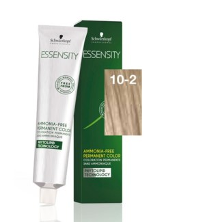 New Essensity 10-2 Ultra Blonde (Lighting Shade) 60ml