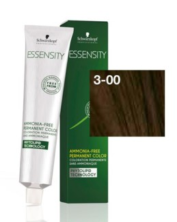 New Essensity 3-00 Dark Brown Natural 60ml