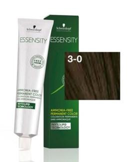 New Essensity 3-0 Dark Brown Natural 60ml