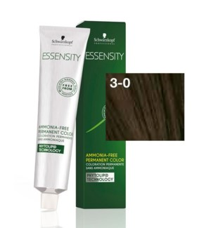 New Essensity 3-0 Dark Brown Natural 60ml