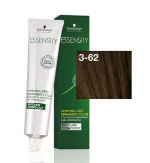 New Essensity 3-62 Dark Brown Havana 60ml