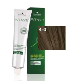 New Essensity 4-0 Medium Brown Natural 60ml