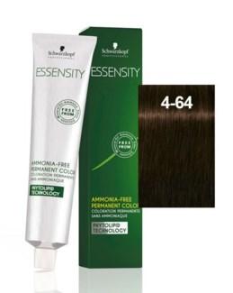 New Essensity 4-64 Medium Brown Chocolate Beige 60ml
