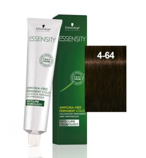 New Essensity 4-64 Medium Brown Chocolate Beige 60ml