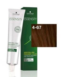 New Essensity 4-67 Medium Brown Oak 60ml