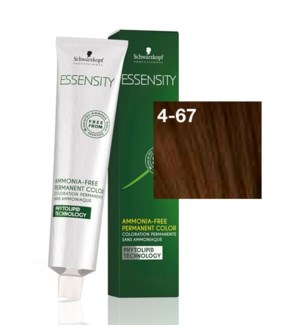 New Essensity 4-67 Medium Brown Oak 60ml