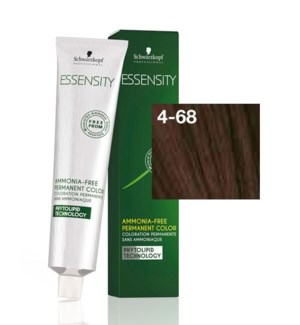 New Essensity 4-68 Medium Brown Teak 60ml
