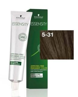 New Essensity 5-31 Light Brown Cedar 60ml