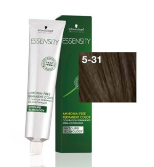 New Essensity 5-31 Light Brown Cedar 60ml