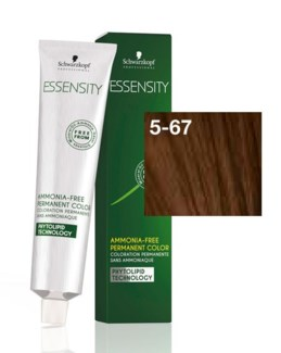 New Essensity 5-67 Light Brown Oak 60ml