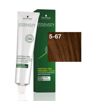 New Essensity 5-67 Light Brown Oak 60ml