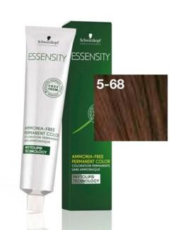 New Essensity 5-68 Light Brown Teak 60ml