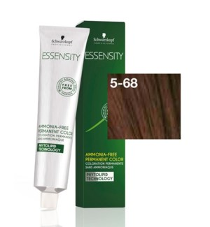 New Essensity 5-68 Light Brown Teak 60ml