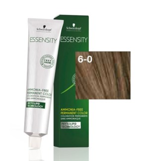 New Essensity 6-0 Dark Blonde Natural 60ml