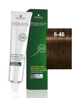 New Essensity 6-46 Dark Blonde Beige Chocolate 60ml