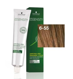 New Essensity 6-55 Dark Blonde Honey 60ml