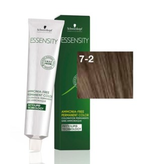 New Essensity 7-2 Medium Blonde (Lighting Shade) 60ml