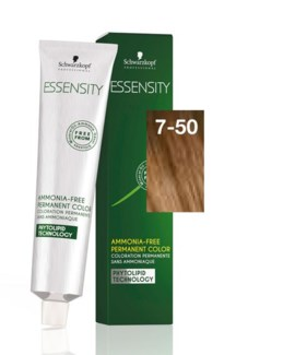 New Essensity 7-50 Medium Blonde 60ml
