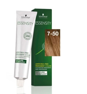 New Essensity 7-50 Medium Blonde 60ml