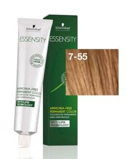 New Essensity 7-55 Medium Blonde Honey 60ml