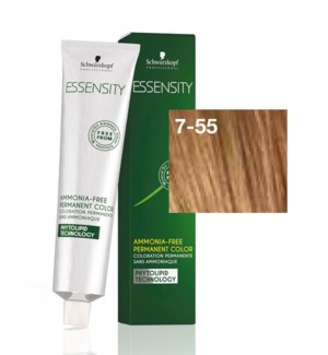 New Essensity 7-55 Medium Blonde Honey 60ml