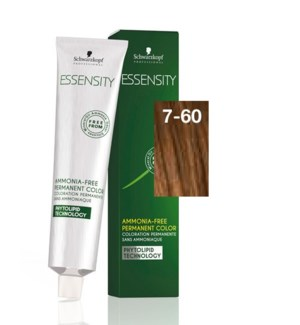 New 7-60 Essensity Medium Blonde (Fashion&Cover) 60ml